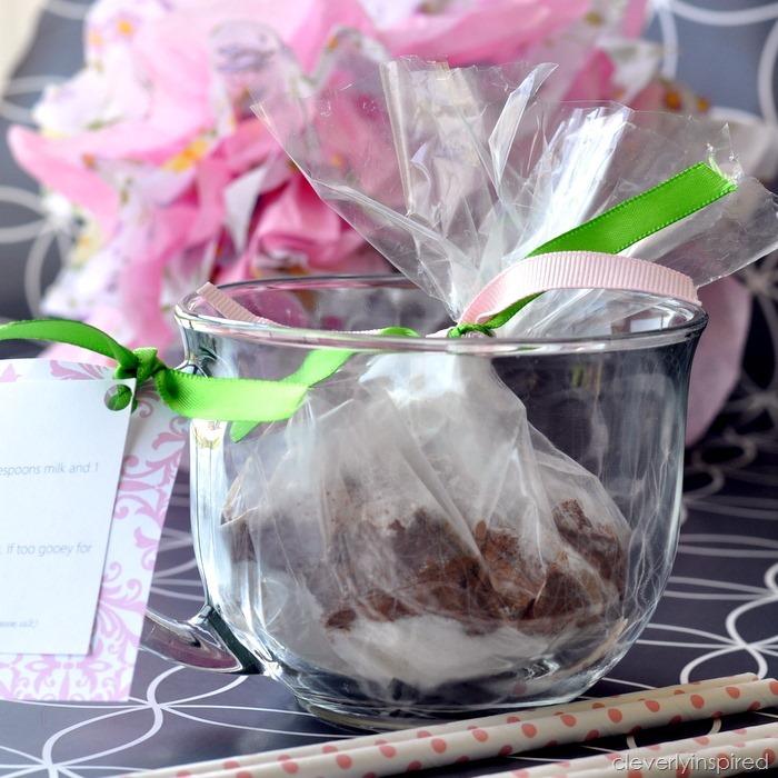 Baby mug cake shower favor @cleverlyinspired (9)