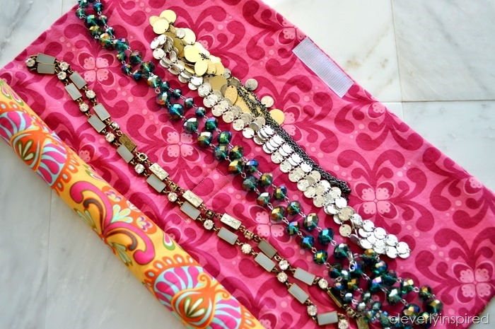 DIY necklace travel case @cleverlyinspired (3)