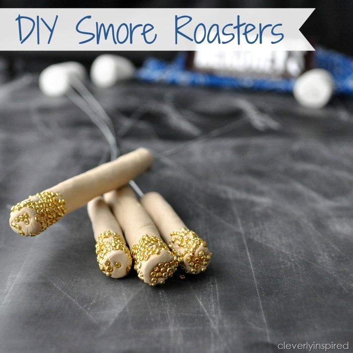 DIY smores roasters @cleverlyinspired (3)