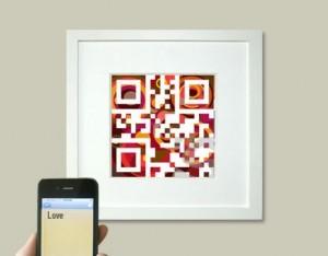 Tech Tuesday: QR Code Art