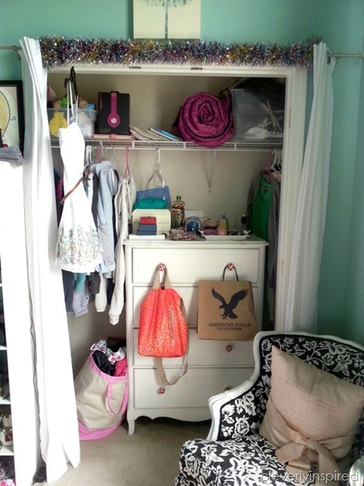 small reach in closet redo @cleverlyinspired (2)