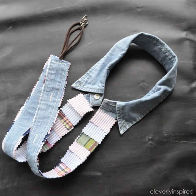 upcycled camera strap @cleverlyinspired (1)
