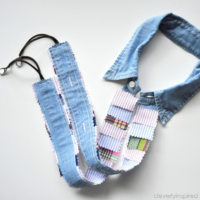 upcycled camera strap @cleverlyinspired (2)