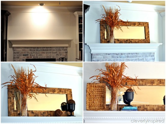 styling a mantle @cleverlyinspired (10)