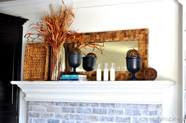 styling a mantle @cleverlyinspired (6)