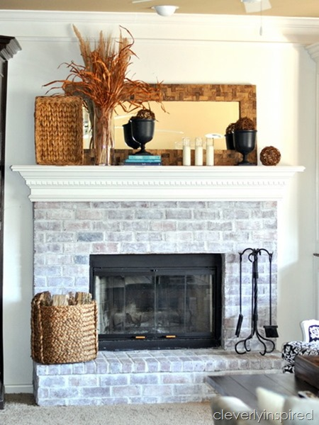 styling a mantle @cleverlyinspired (8)