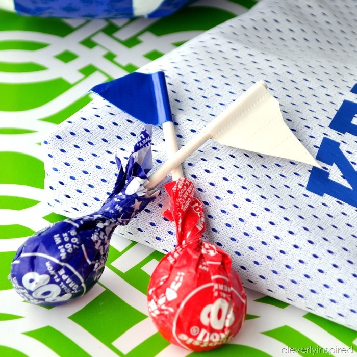 cheer on your team with Ducktape @cleverlyinspired (5)