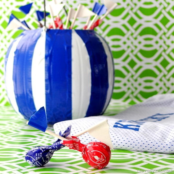 cheer on your team with Ducktape @cleverlyinspired (6)