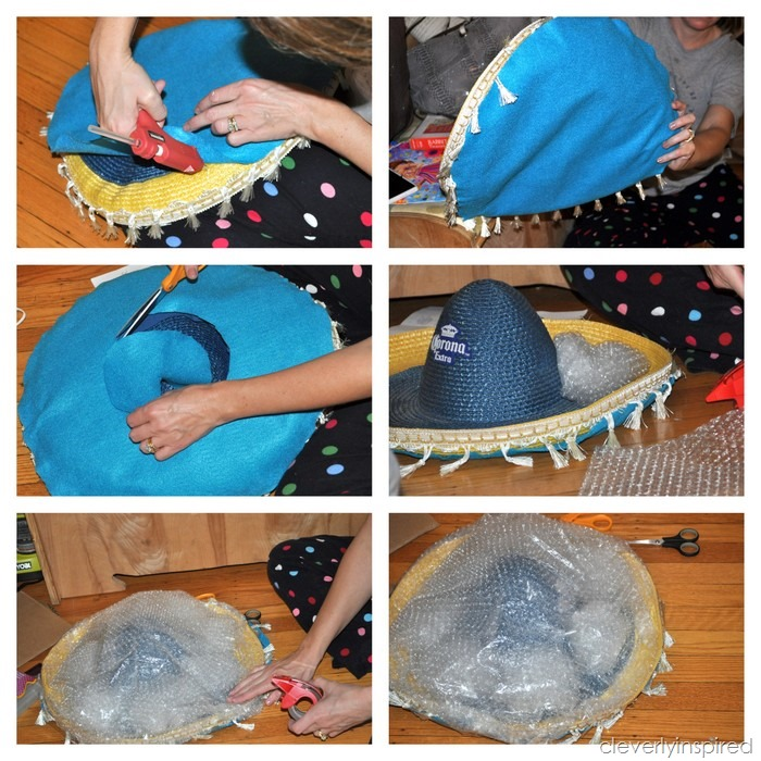 costume  sc 1 st  Cleverly Inspired & DIY Jellyfish Halloween Costume - Cleverly Inspired