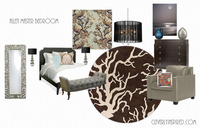 master bedroom redo @cleverlyinspired