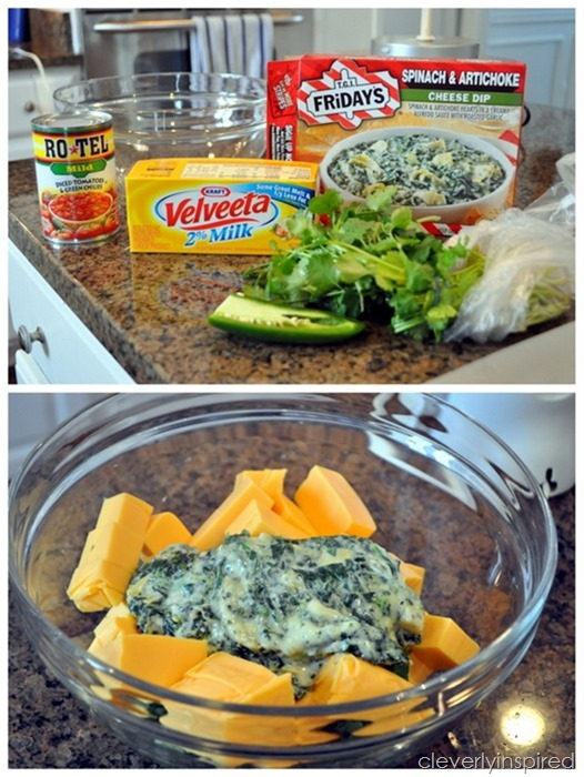queso dip recipe @cleverlyinspired (1)
