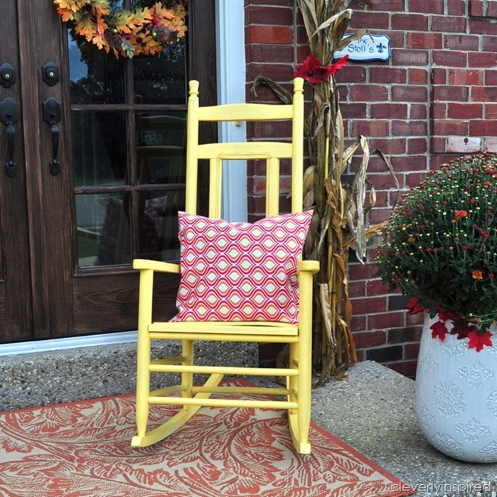 fall porch @cleverlyinspired (4)