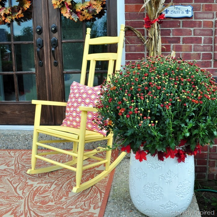 fall porch @cleverlyinspired (5)