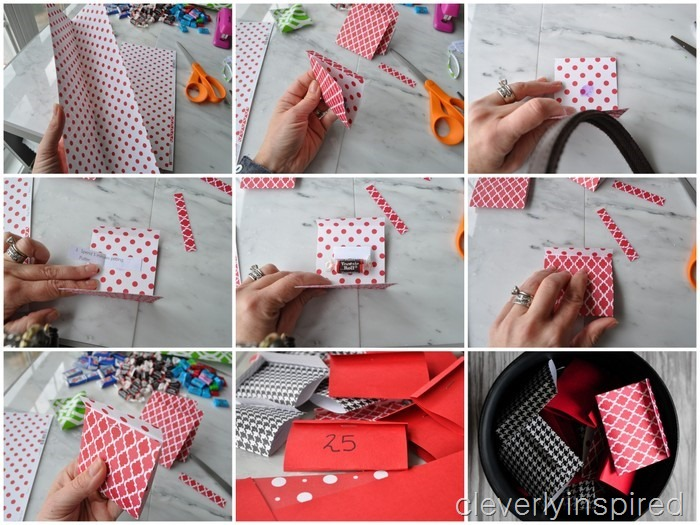 last minute advent calendar diy @cleverlyinspired (6)