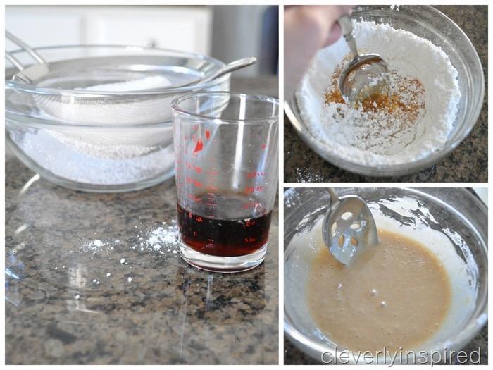 pumpkin spice latte cookie recipe @cleverlyinspired (10)