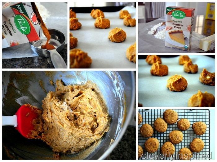 pumpkin spice latte cookie recipe @cleverlyinspired (11)