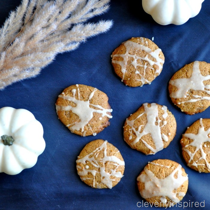 pumpkin spice latte cookie recipe @cleverlyinspired (6)