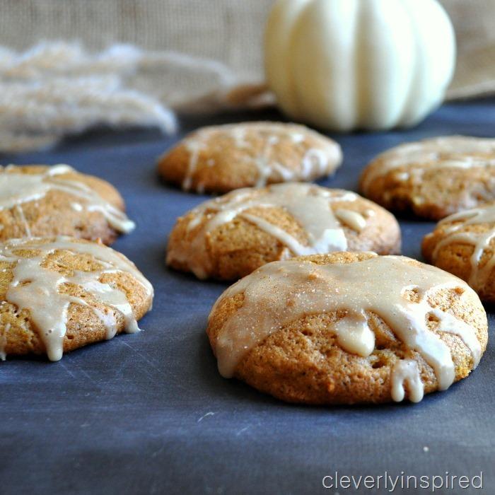 pumpkin spice latte cookie recipe @cleverlyinspired (9)