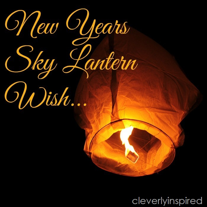 How to use a sky lantern @cleverlyinspired (1)