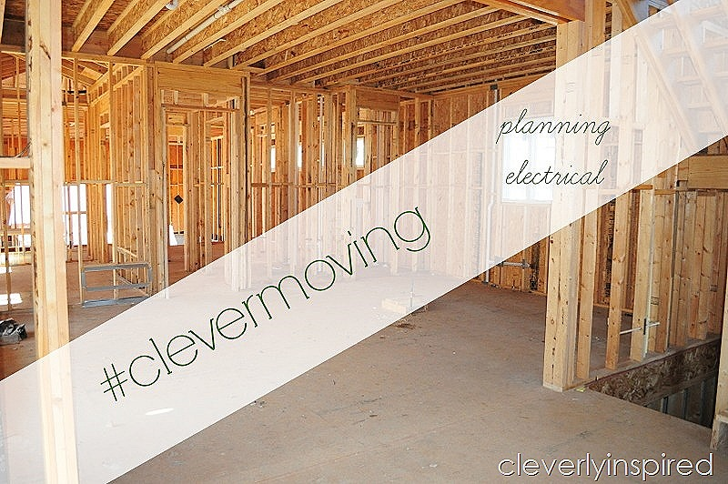 clevermoving Monday: Tips for Electrical Planning in a New Home ...