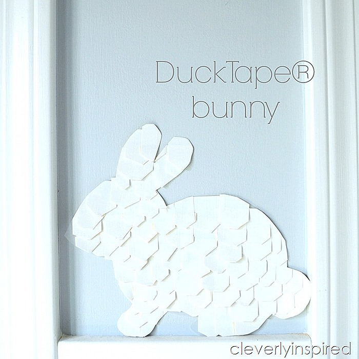 DuckTape® Easter Craft @cleverlyinspired (1)