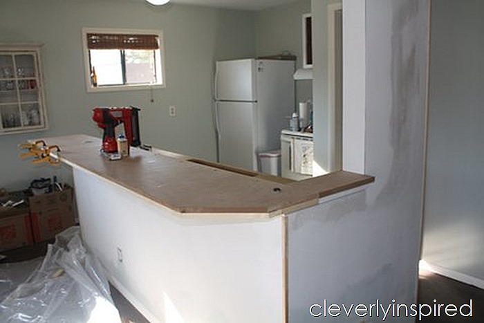 Beach kitchen update cleverly inspired for Kitchen upgrades on a budget