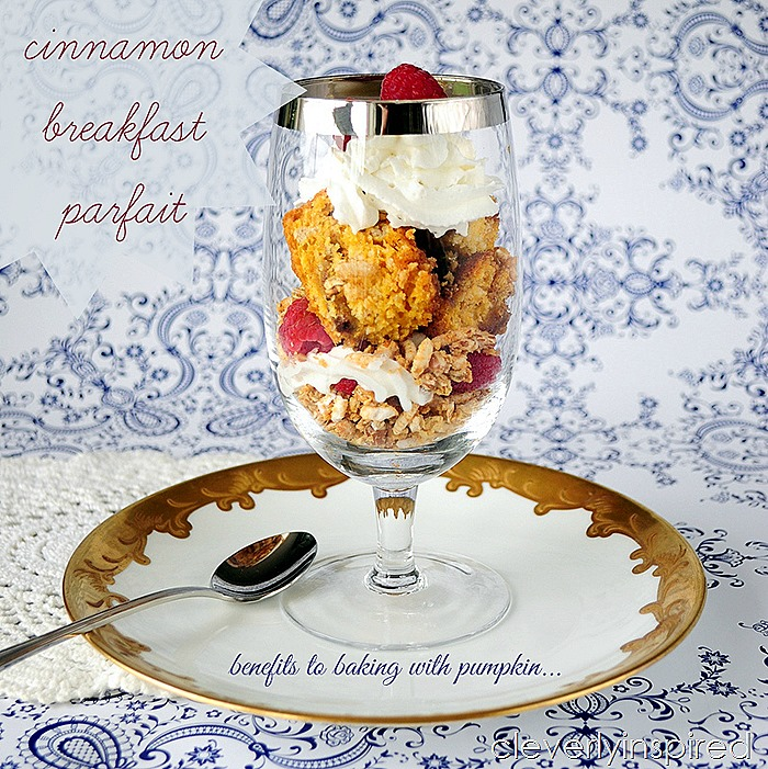 cinnamom breakfast parfait recipe @cleverlyinspired (1)