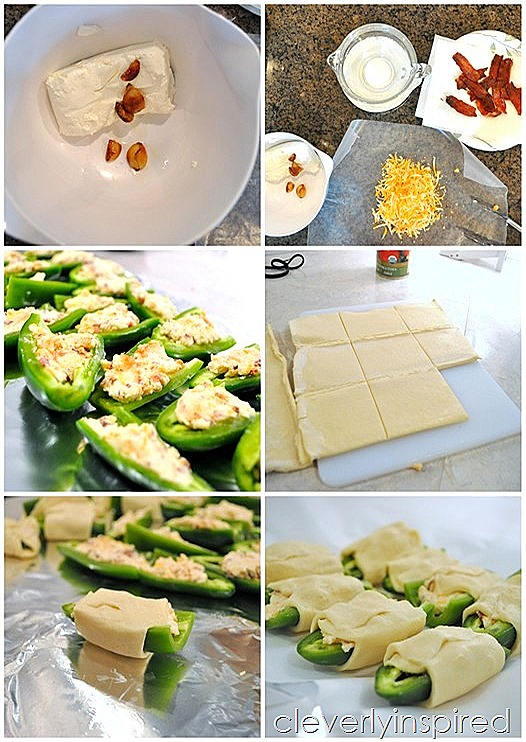 puff pastry stuffed popper recipe @cleverlyinspired (3)