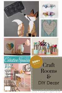 Creative Spaces Vol. 3 blog hop