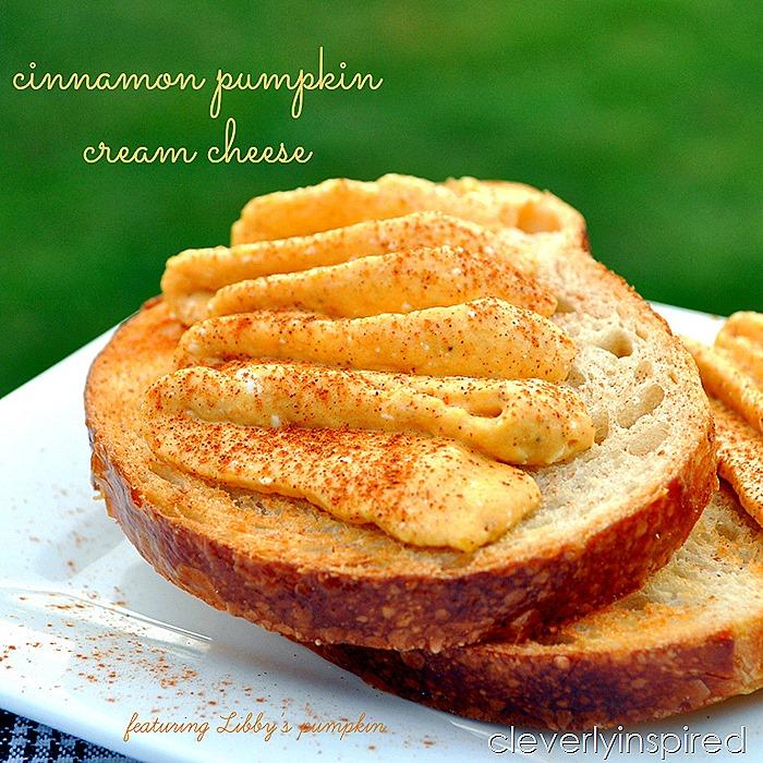 cinnamon pumpkin cream cheese recipe @cleverlyinspired (3)