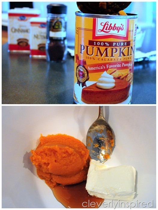 cinnamon pumpkin cream cheese recipe @cleverlyinspired (7)