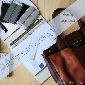 #clevermoving Monday: Keeping your Inspiration Organized