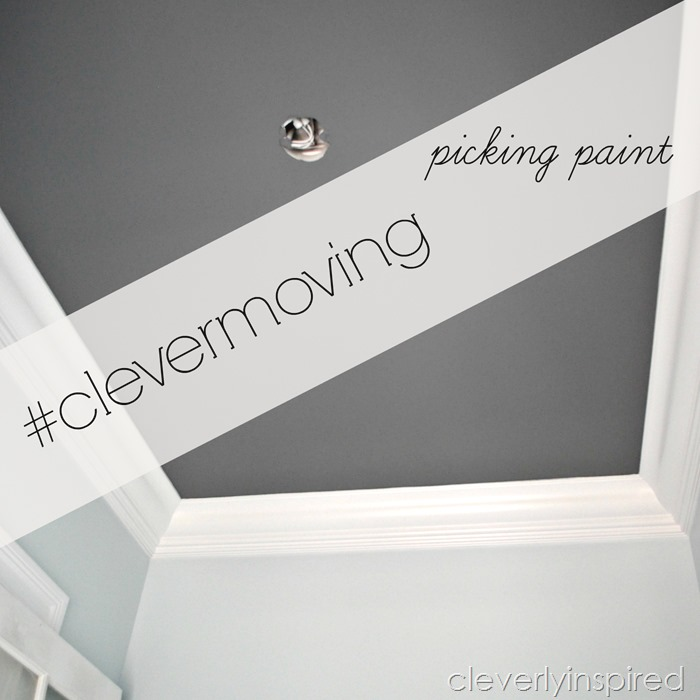 #clevermoving picking paint