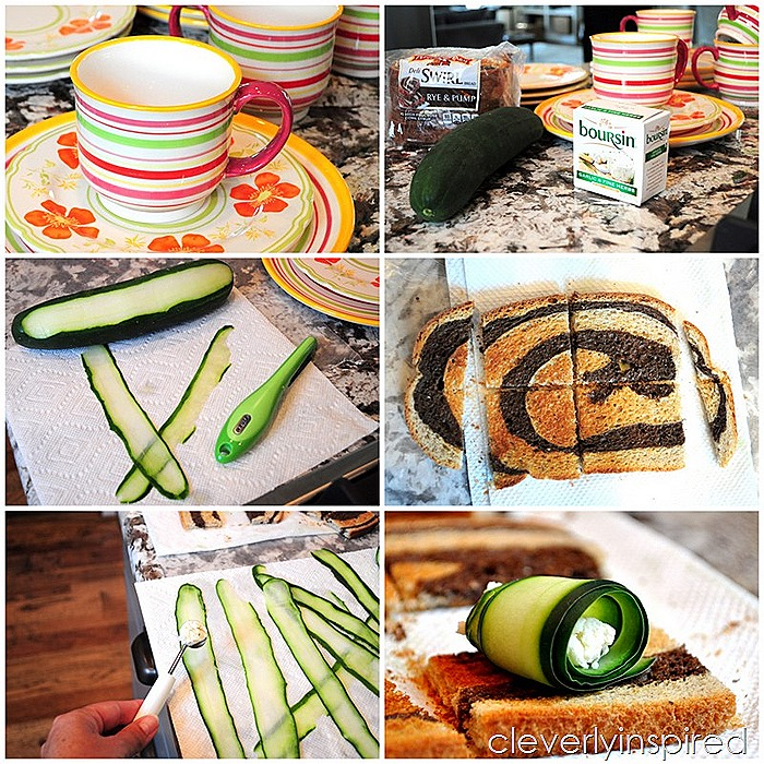 cool cucumber bite appetizer @cleverlyinspired (7)