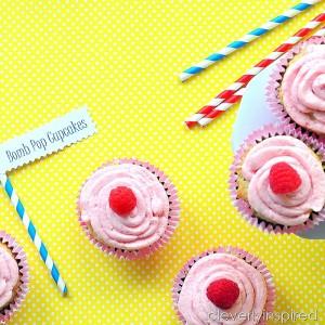 Bomb Pop Cupcake Recipe (summertime recipes)