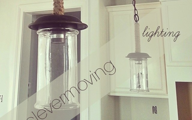 #clevermoving Monday: Lighting