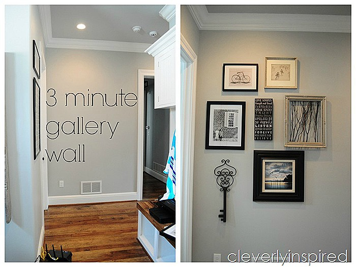 3 minute gallery wall @cleverlyinspired (6)