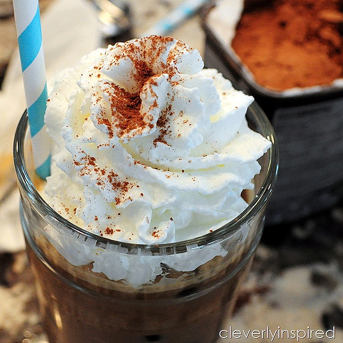 quick mocha frappe @cleverlyinspired (1)
