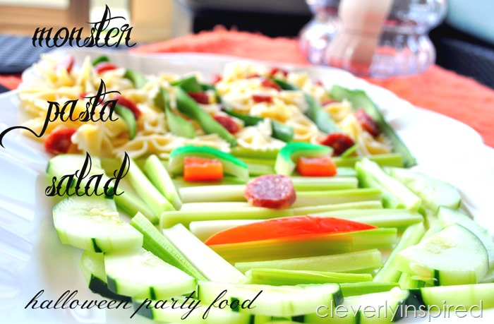 Halloween Party Food @cleverlyinspired (10)