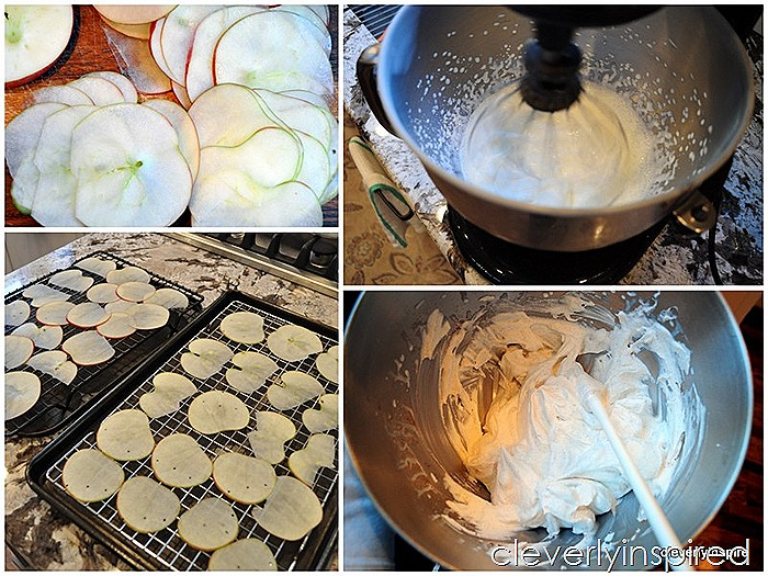 homemade apple chips with cinnamon sugar whipped creme @cleverlyinspired (7)