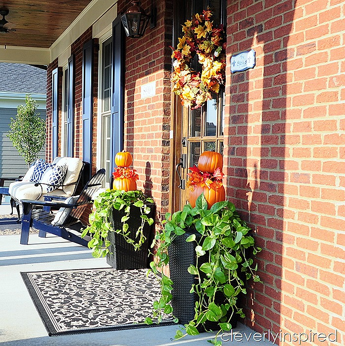 easy fall planters @cleverlyinspired (1)