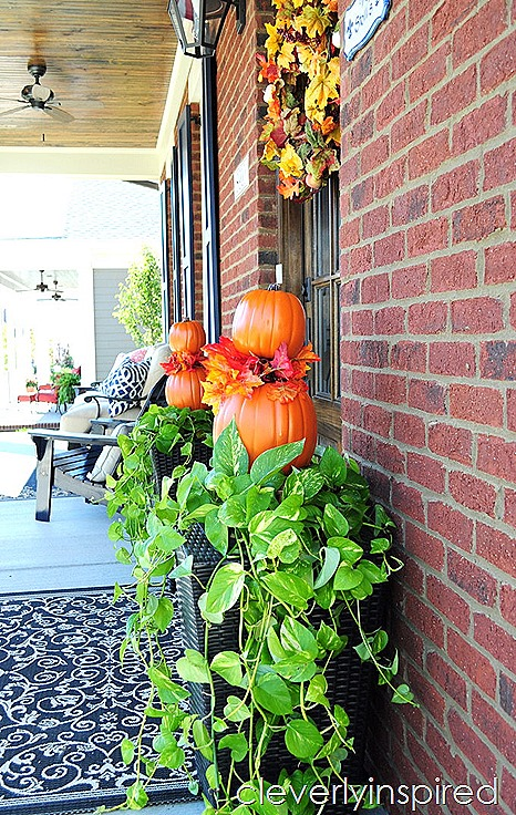 easy fall planters @cleverlyinspired (7)