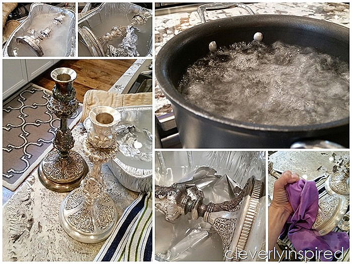 Easy Way To Polish Silver Cleverly Inspired