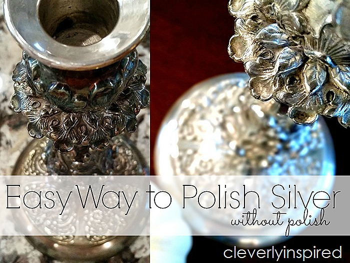 easy way to polish silver @cleverlyinspired (9)