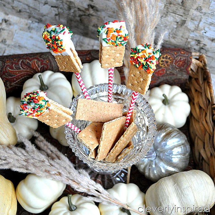 kids thanksgiving treat @cleverlyinspired (8)