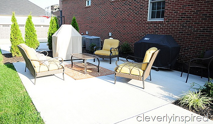outdoor living spaces @cleverlyinspired (12)