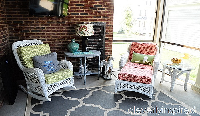outdoor living spaces @cleverlyinspired (7)