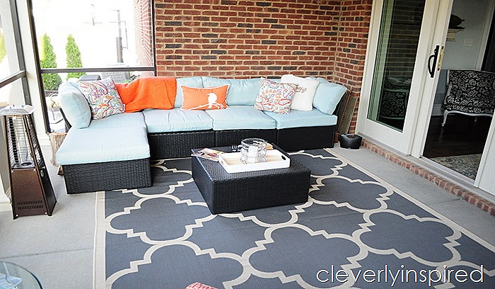 outdoor living spaces @cleverlyinspired (9)