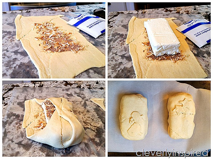 Baked cheese appetizer (easy thanksgiving snack) @cleverlyinspired (7)
