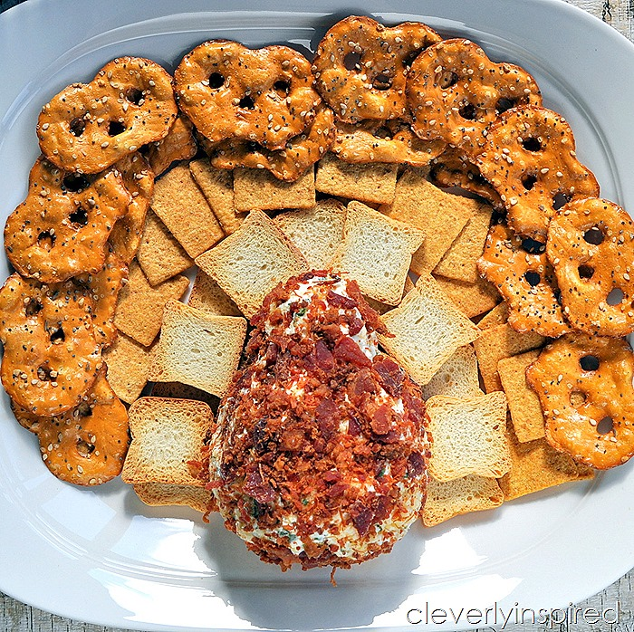 Thanksgiving cheese ball @cleverlyinspired (5)